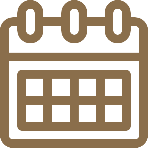 Calendar icon for CIL events