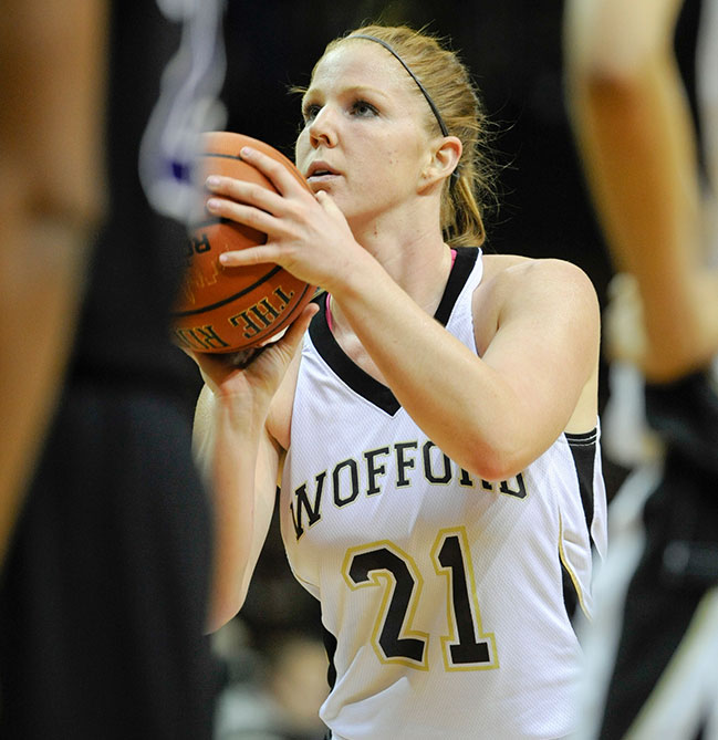 Wofford Women's Basketball