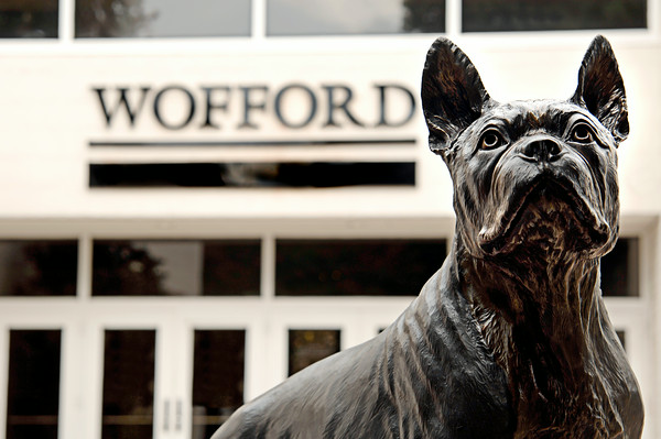 Wofford College Visit Wofford